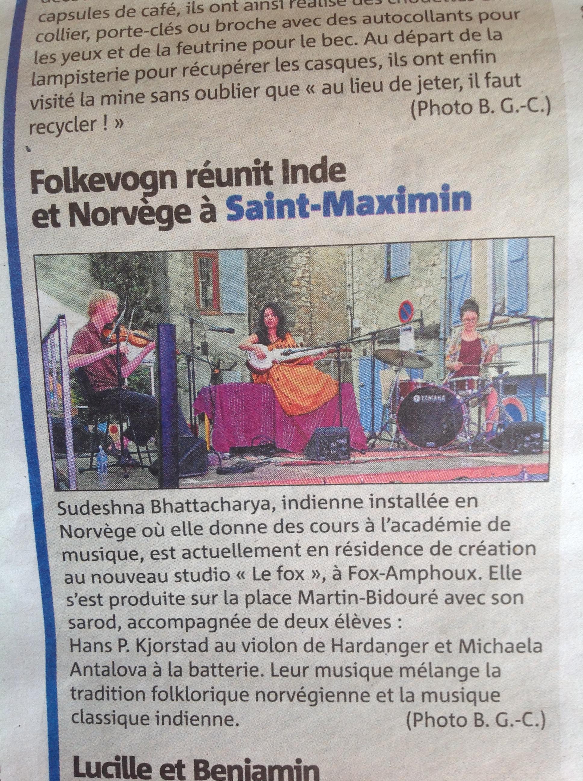 Folkevogn - Saint-Maximin, France