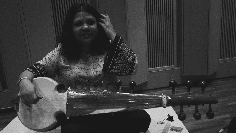Sudeshna Bhattacharya - Sarod