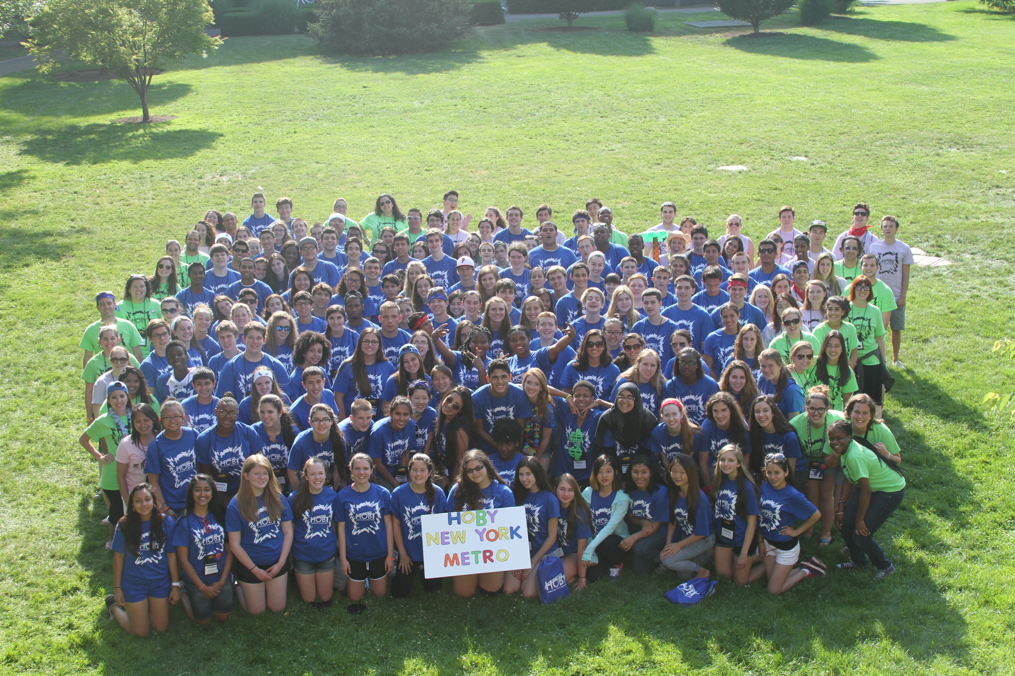 HOBY Group Picture