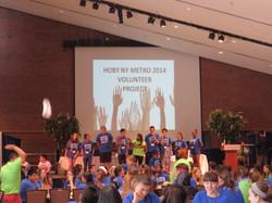 Volunteerism Panel