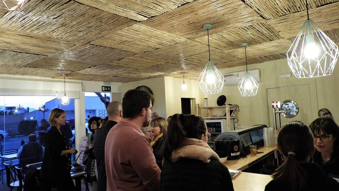 Interior botiga Poble Nou