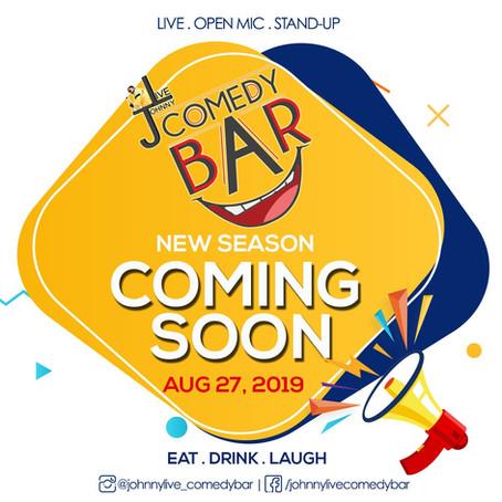 The Comedy Bar Returns