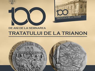 100 DE ANI DE LA SEMNAREA TRATATULUI DE LA TRIANON