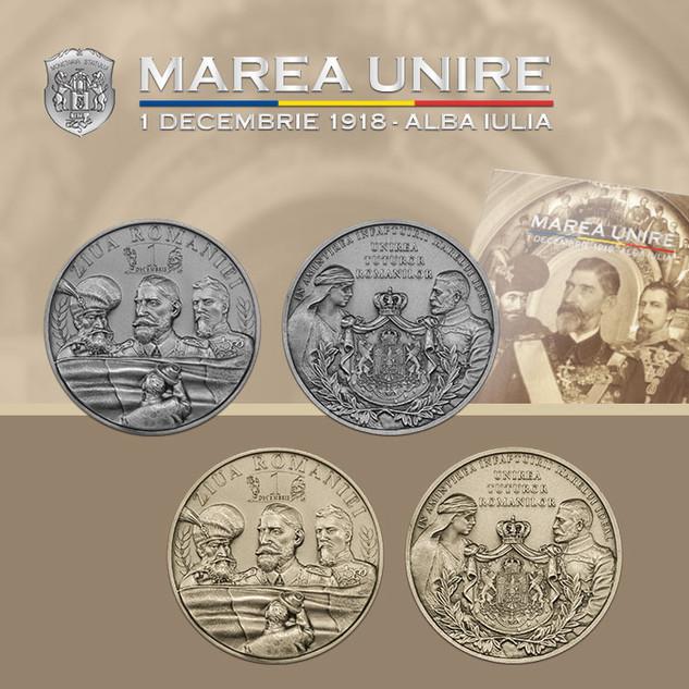 Marea Unire - 1 Decembrie 1918 - Alba Iulia