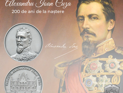 Alexandru Ioan Cuza.