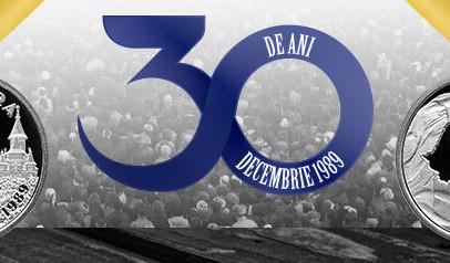 30 de ani de la căderea regimului comunist