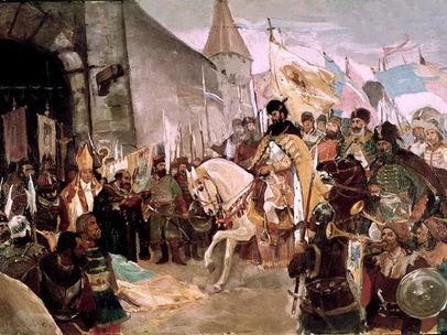 "420 de ani de la ""Bătălia de la Șelimbăr"""