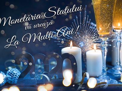 Regia Autonomă MONETĂRIA STATULUI vă urează La mulți ani!