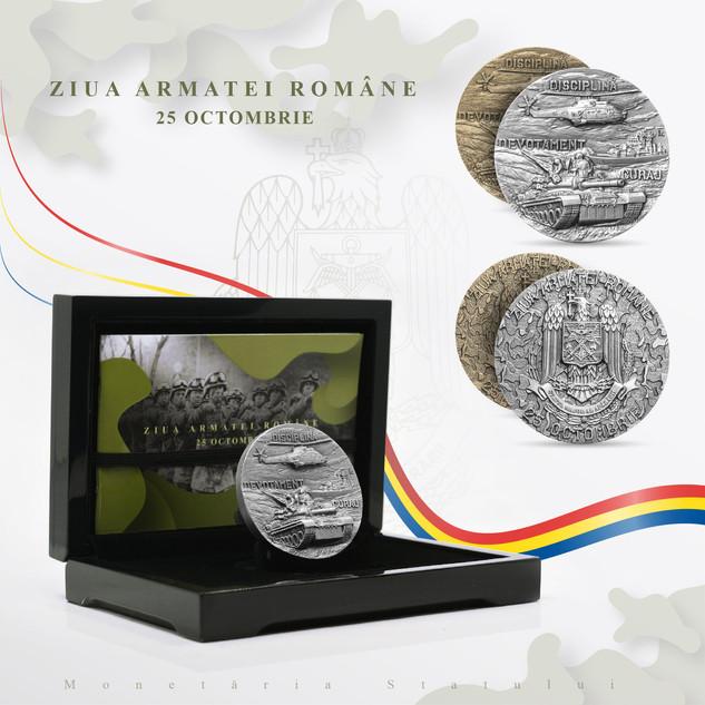 25 OCTOMBRIE - ZIUA ARMATEI ROMÂNIEI