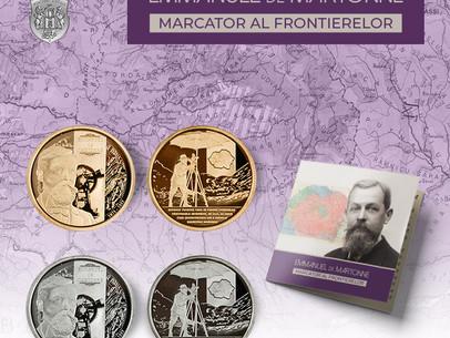 Medalie de colectie - Emmanuel de Martonne
