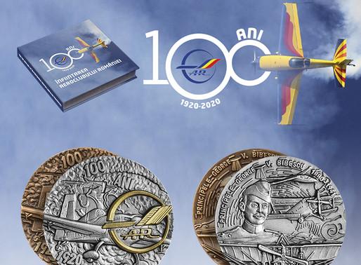 100 ani de la înființarea Aeroclubului României