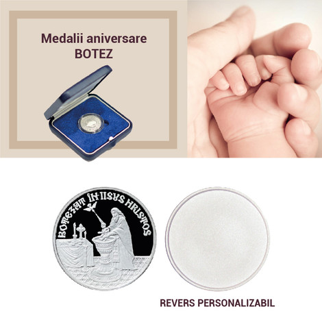 Medalii Botez