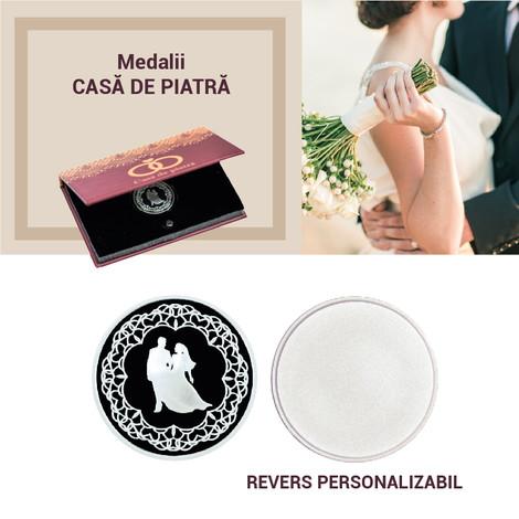 Medalii Casa de Piatra