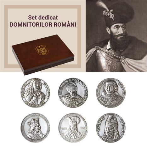 Set dedicat DOMNITORILOR ROMÂNI