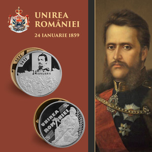 24 ianuarie – Unirea României