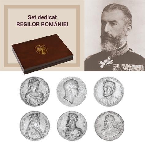 SET DEDICAT REGILOR ROMÂNIEI