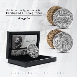 Ferdinand I Întregitorul / Fregata Regele Ferdinand