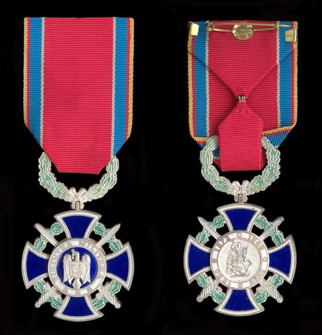 Military-Virtue-Order-Knight-War_Obverse