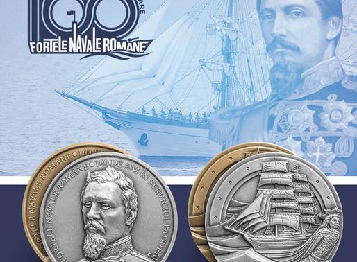 Forțele Navale Române - 160 de ani în Serviciul Patriei