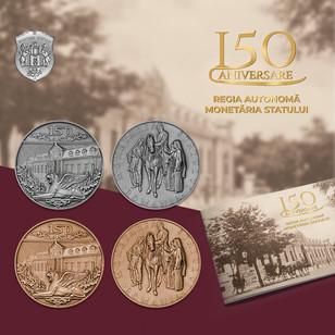 Ziua Monetariei - 150 Aniversare