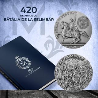 420 de ani de la Bătălia de la Șelimbăr