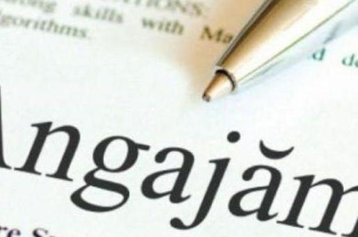 Anunț angajare agent comercial