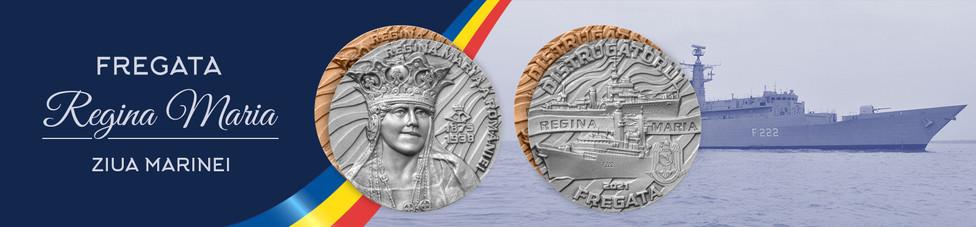 Ziua Marinei - Fregata Regina Maria