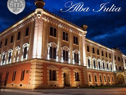 """Vă invităm în """"Orașul Unirii"""" Alba Iulia"""