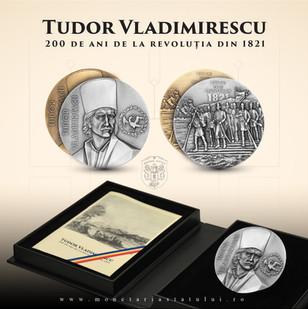 200 ani de la Revoluția din 1821 condusă de Tudor Vladimirescu