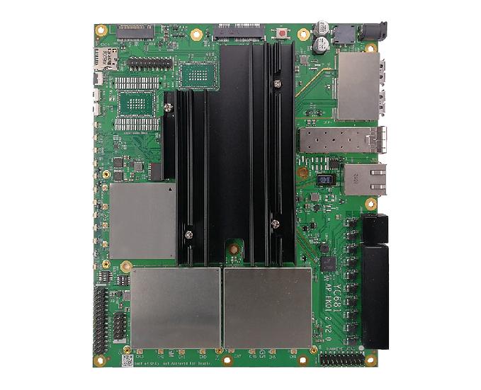 Tri-band 4x4 11ax IPQ8074A Board