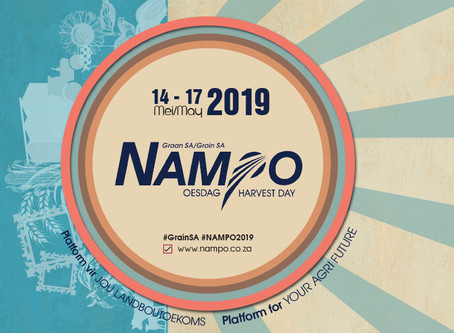 Nampo 2019 - Flags are flying high!