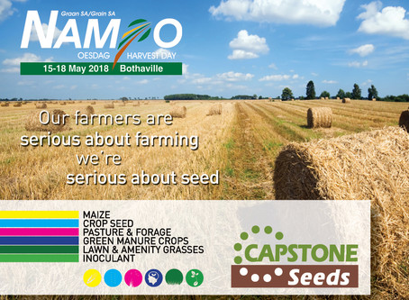 We can't wait to meet you all at NAMPO 2018