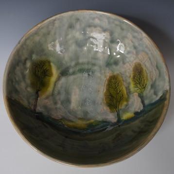 tree pasta bowl