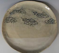white cloud plates