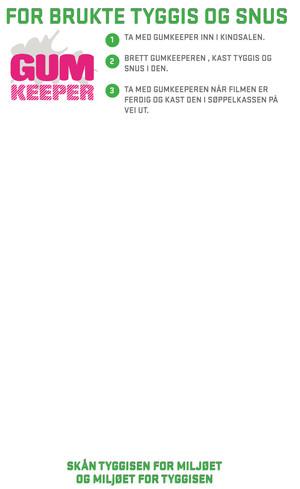 GumKeeper display plate