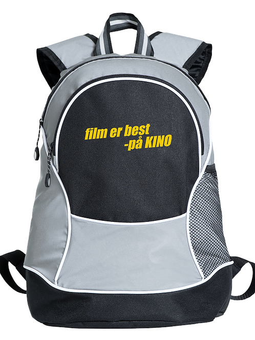Basic backpack sekk - reflekterende