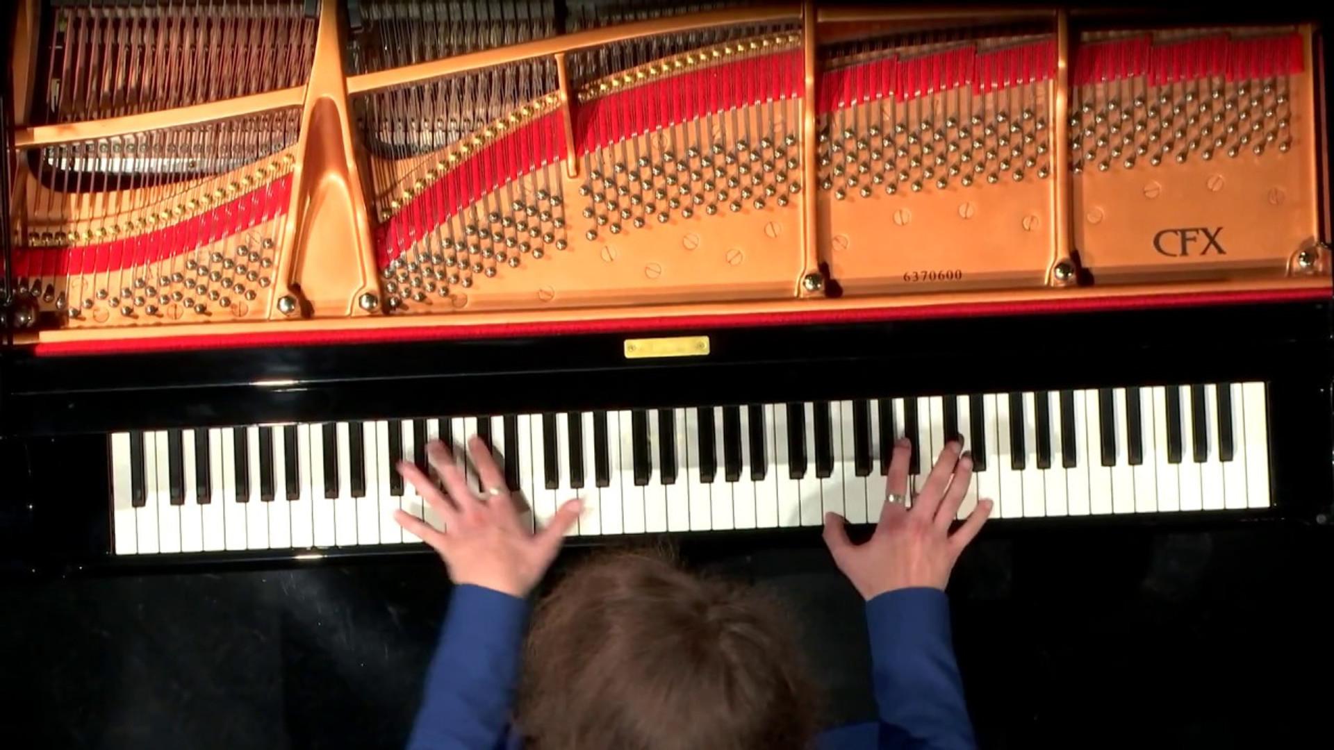 Sven-Sander Šestakov - Liszt, Hungarian raphsody no.12