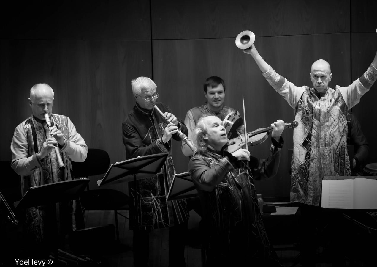 San Marco | Jerusalem Baroque Orchestra