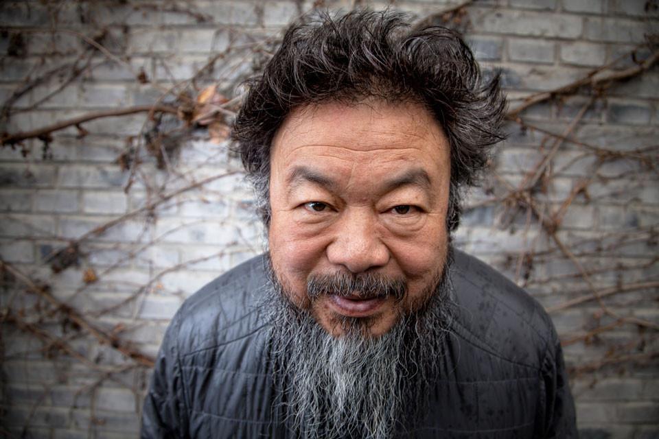 Chinese contemporary artist Ai Weiwei