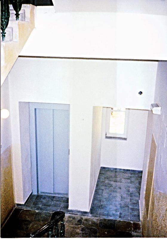 Výtah Sázavská P2