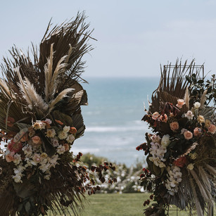 Coastal Retreat Wedding