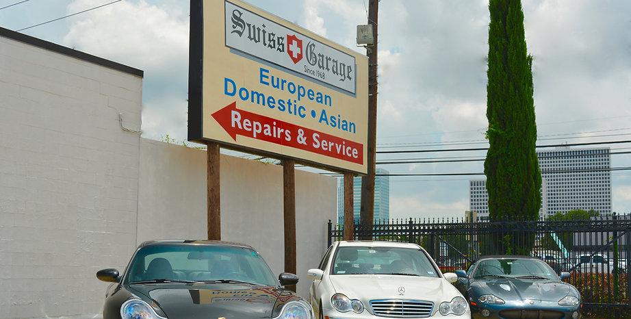 Swiss Garage 3520 W. Alabama St, Houston, TX 77027