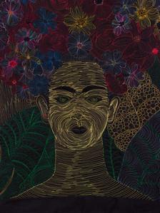 Frida Detail Back
