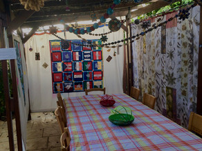 A Quilter's Succah