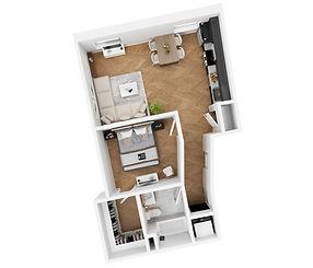 Apartment 308