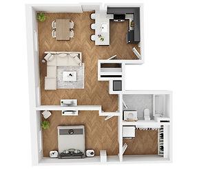 Apartment 515