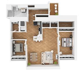 Apartment 707