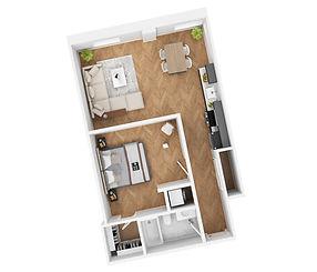 Apartment 411