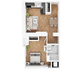 Apartment 403