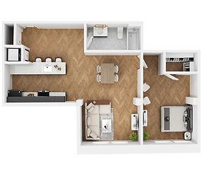Apartment 521